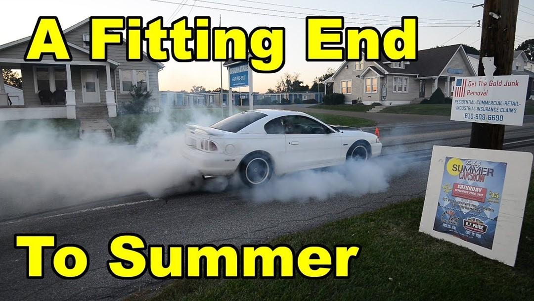 End Of Summer Car Show - Fun car show award categories